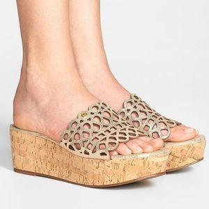 Tory Burch 'Dunn' Platform Sandal 🌿